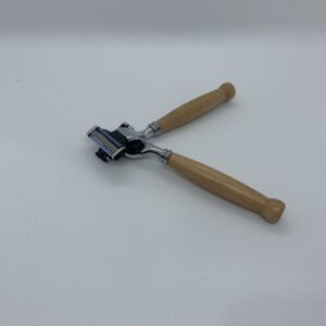 Rastrillo de bambú