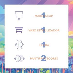 Paquete Makeba Cup