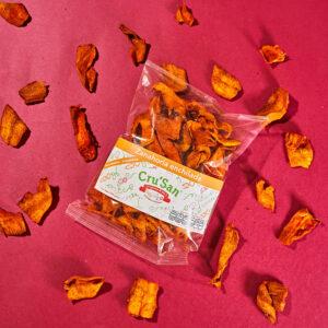 Botana de Zanahoria enchilada