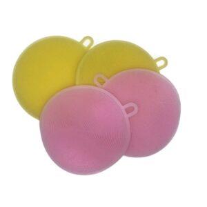 Esponjas suaves de silicón