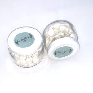 Tabletas dentales limpiadoras