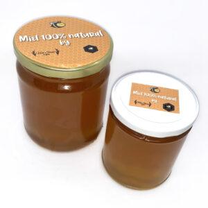 Miel multifloral 100% natural